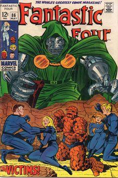 Fantastic Four 86.