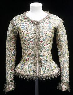 Jacket. England, 17th century