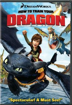 How To Train Your Dragon. The most adorable movie !!!!