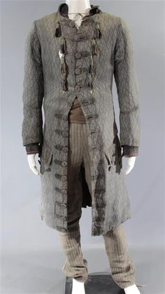 saved - RACKHAM TOBY SCHMITZ SCREEN WORN PIRATE COSTUME EP 203 & 204 (saved to my files 2017)