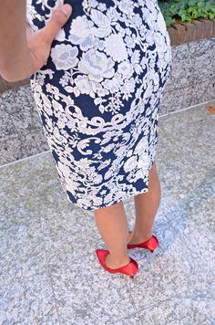 Wearing the Julietta barok skirt - Tubino