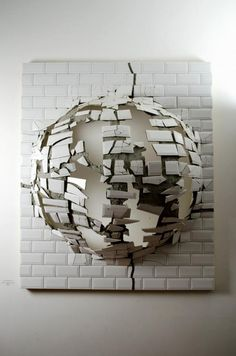 Graziano Locatelli presents his minimal sculpture on Celeste Prize 2014 http://www.celesteprize.com/artwork/ido:292876/