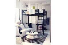 """Résultat de recherche d'images pour """"lit mezzanine pour salon"""""""
