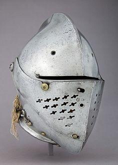 Close Helmet for the Tourney | German, Augsburg | The Met