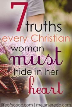 Dear Christian woman