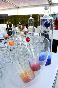 Ok, I'm not big on vodka much, but I tried Ciroc and man oh man!! that is the best Vodka I every had... This weekend flavor is going to be GRAPE !!