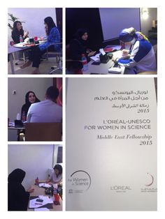 The biggest corporate event for #LOrealGroup has just commenced with the 4 genius women researchers, this year's For Women In Science Fellows, being interviewed by the local and regional press. Stay tuned for the prestigious ceremony that takes place tomorrow! #lorealunescoforwomeninscience #loreal #research #science #fellowship #phd #doctors #award #ceremony #FWIS L'Oréal-UNESCO For Women in Science
