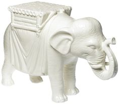 Check Other Elephant End Tables In Wayfair  Comparatively Cheaper. Twou0027s  Company Elephant Side Table