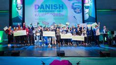 """""""Danish Entrepreneurship Award 2016"""""""