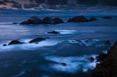 Muckle Flugga Lighthouse by Richard Shucksmith, via 500px