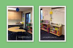 Home Sweet Speech Room: Classroom Organization from Speak Listen Play