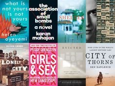 The best books of 2016 (so far)! We're only five months into 2016, but before the summer beach reads and big fall releases pile up, here are some of the best books of the year — so far.