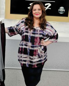 Melissa McCarthy's Surprising Clothing-Line Collaborator? Gloria Steinem from #InStyle