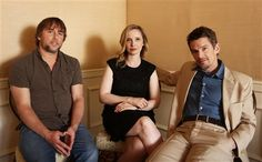 we're like a band that tours every nine years. Before Trilogy, Julie Delpy, Ethan Hawke, Film Awards, Good Movies, Life Is Good, Pop Culture, Photo Galleries, Passion