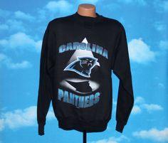 Carolina Panthers Starter Sweatshirt Medium Vintage 1993 by nodemo