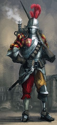Shared by WhatUserNameIsntFethingTaken. Fantasy Character Art for your DND Campaigns Fantasy Armor, Medieval Fantasy, Dark Fantasy, Steampunk Kunst, Steampunk Artwork, Steampunk Characters, Fantasy Characters, Warhammer Fantasy, Fantasy Character Design