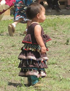 Baby jingle dress