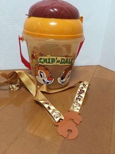 Tokyo Disneyland Chip & Dale Tokyo Disney Sea, Tokyo Disney Resort, Tokyo Disneyland, Tokyo Trip, Tokyo Travel, Disney Food, Disney Parks, Disney Popcorn Bucket, Popcorn Buckets