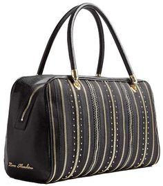 Love Moschino Zip Bowling Bag