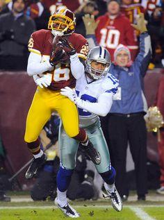 Josh Wilson interception vs. Cowboys - Dec 30, 2012