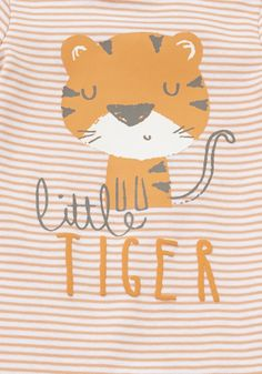 Clothing at Tesco | F&F Tiger Romper > nightwear > Nightwear & Slippers > Kids