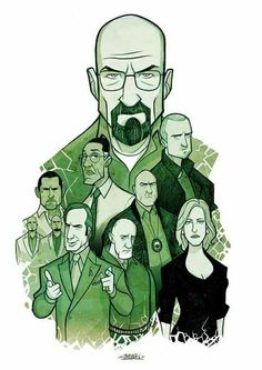 You are watching the movie Breaking Bad on Putlocker HD. Breaking Bad Series, Breaking Bad Art, Character Design Animation, Character Art, Beaking Bad, Bad Fan Art, Arte Zombie, Bad Drawings, Tv Series