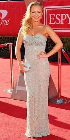 Hayden Panettiere at the 2012 ESPYS
