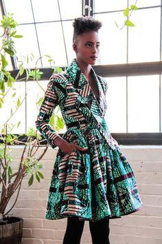 Demestiks New York Automne ~Latest African Fashion, African Prints, African fashion, Ankara, Kitenge, Aso okè, Kenté, brocade ~DKK