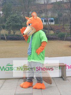 2016ディズニー新作映画『Zootopia』 ズートピア キツネ・ニックの着ぐるみ キツネの着ぐるみ 大人用 コスプレ http://www.mascotshows.jp/product/disney-Zootopia-fox-Nick-Wilde-mascot-costume.html