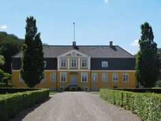 Engelholm manorhouse, Denmark