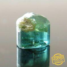Natural Indicolite Tourmaline crystal rough 1.99 cts