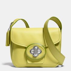 Drifter Shoulder Bag in Calf Leather