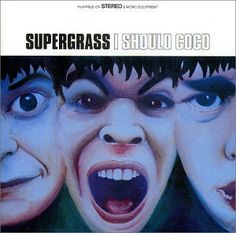 This is the third single off Supergrass' debut Album I Should Coco. However, it was a vinyl-only US release on Sub Pop Records. Rock N Roll, Lp Cover, Cover Art, Woody, Rock Festival, Movies And Series, Pochette Album, Britpop, Indie Pop