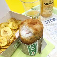 Platano chips e Italian roll  proviamo! #mylunch #roll #platano #lurisia #riseroll #platanochips #haveagreatlunch #buonappetito #buonpranzo #goodlunch
