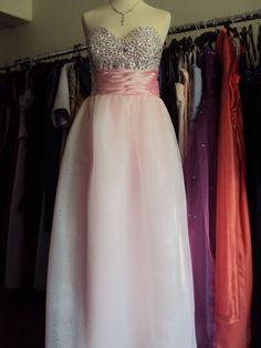 size 14/16 prom dress  hire price £40