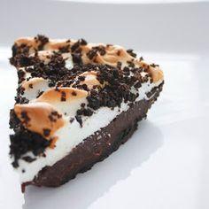 Wanna Be Chef Mysti: Chocolate Pie, nuff said.