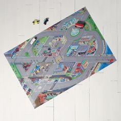 play mat, street mat for kids,