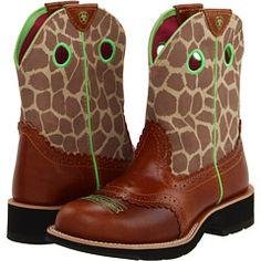 Ariat Baby Phat Boots - Boot Hto