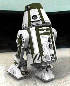 Star Wars - R4-M9 Droid, Wookieepedia.