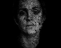 "Check out new work on my @Behance portfolio: ""Text Portrait"" http://be.net/gallery/35312435/Text-Portrait"