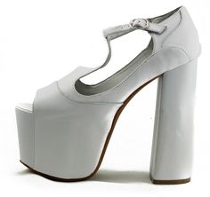 Tilted Sole - Jeffrey Campbell: Big Foxy White, $160.00 (http://www.tiltedsole.com/jeffrey-campbell-big-foxy-white/)