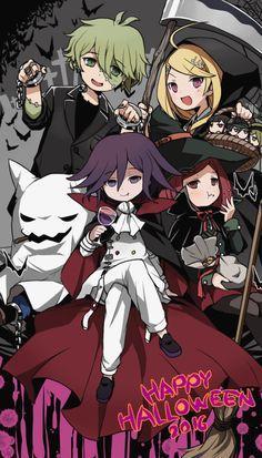 Tags: Anime, Pixiv Id 18454662, New Danganronpa V3, Amami Rantarou, Hoshi Ryouma, Akamatsu Kaede, Saihara Shuuichi