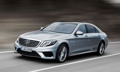 Mercedes-AMG is unleashing the new S 63 AMG. The most powerful high-performance saloon in the luxury segment sets new standards. [Fuel consumption (combined): 10.3-10.1 l/ 100km | CO2 emissions (combined): 242-237 g/km | http://mb4.me/Efficiency-Statement/]