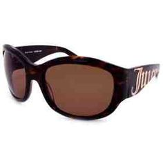 Risqué Chic: Juicy Couture Sunglasses