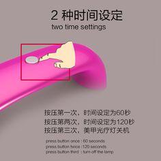 Free Shipping Professional 9W 100 240V LED Light Lamp Gel Nail Polish Nail Dryer Led Rainbow. Click visit to buy #Nail #Tool #NailTool