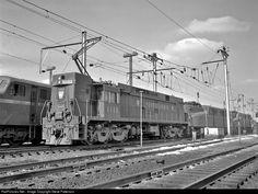 RailPictures.Net Photo: PRR 4460 Pennsylvania Railroad E-44 at Alexandria, Virginia by Steve Patterson