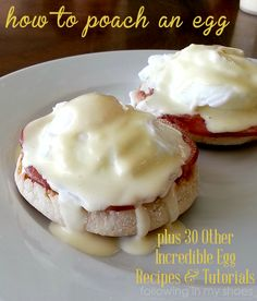 30+ Incredible Egg Recipes and Tutorials