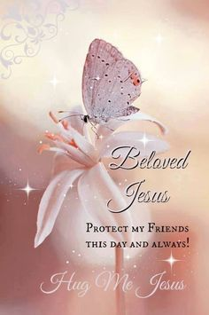 Beloved Jesus, please protect my friends this day and everyday. Lord let them feel your loving arms around them, your love and peace overflow in their hearts. Thank You Jesus. Faith Quotes, Bible Quotes, Bible Verses, Sayings And Phrases, Sweet Sayings, My Jesus, Jesus Prayer, Jesus Christ, Lord And Savior