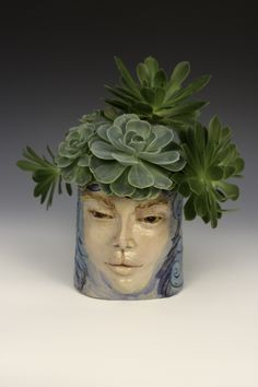 Pot Head By Lisa Lee