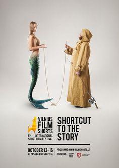 Vilnius film shorts: Fish | Ads of the World™